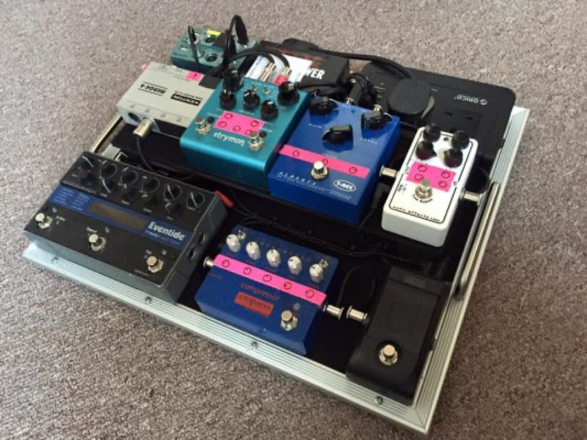 Finished Board