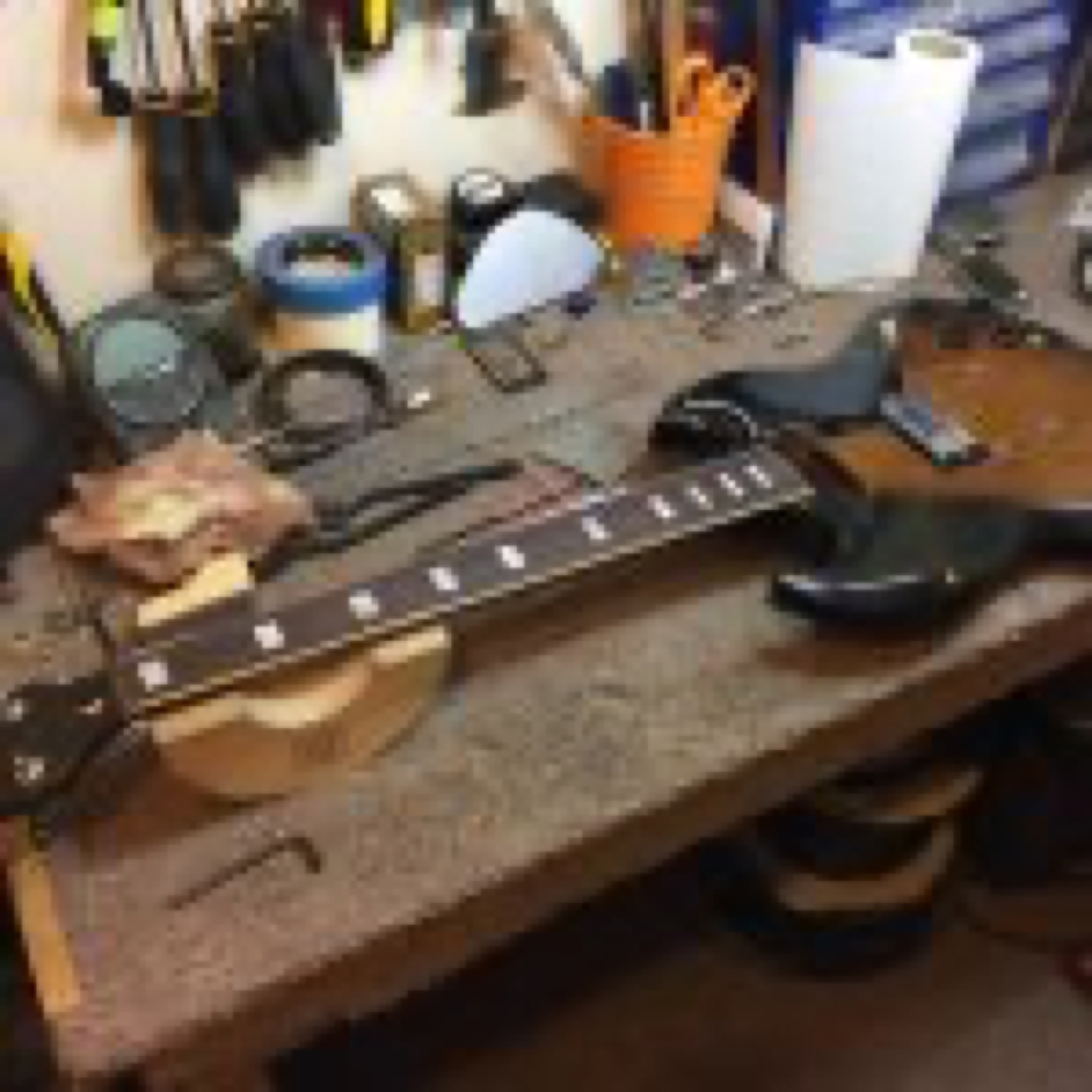 '74 Gibson SG Refret