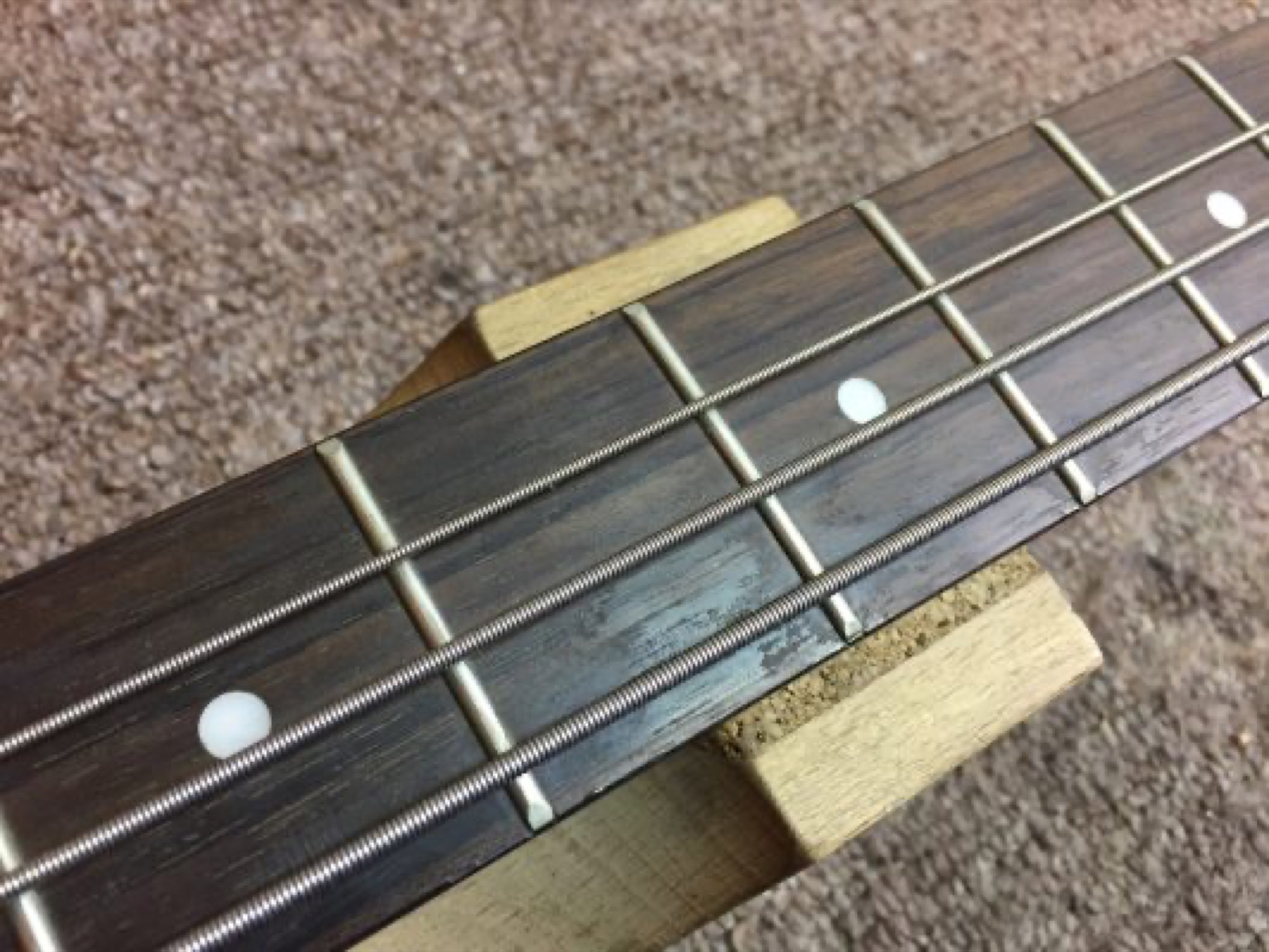 Dirty Fretboard