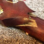 Gibson Les Paul Junior Headstock Repair