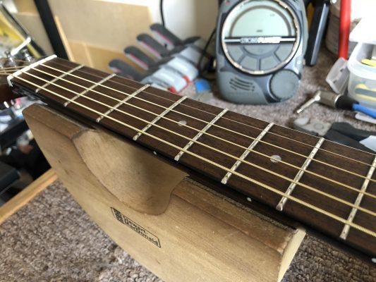 Strung Up Guitar