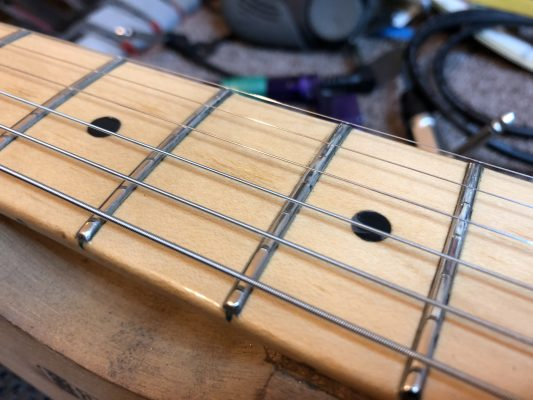 Frets After