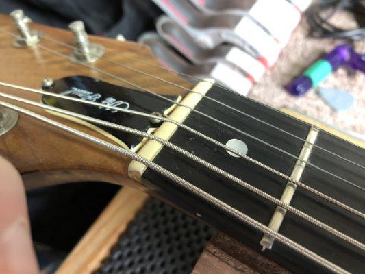 Original Nut, Fat Strings