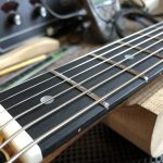 "Re-Fretting A 1979 Gibson ""The Paul"""