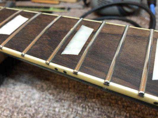 Fingerboard Pre Oil
