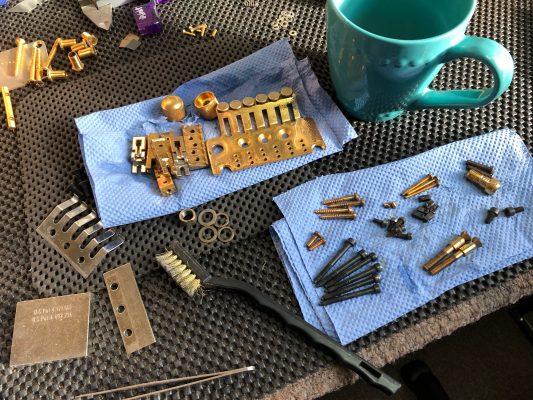 Getting rid of rust