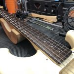 Ibanez Roadster Fret Level and Dress