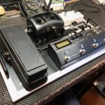 Custom Pedal Board for Peli 1510
