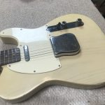1962 Fender Telecaster Re-fret