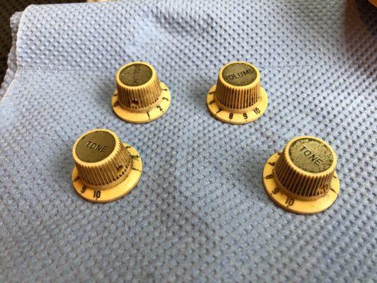 Mucky knobs!