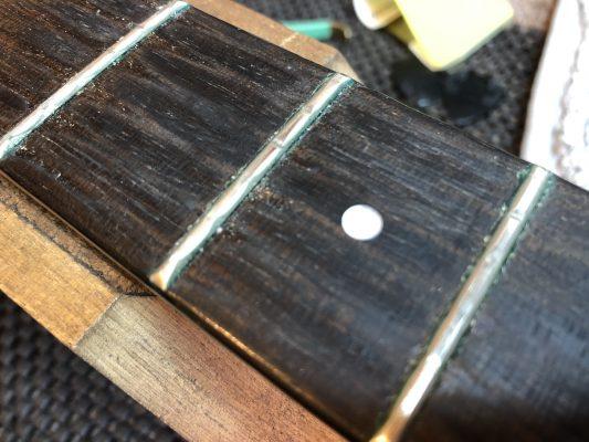 Flat frets