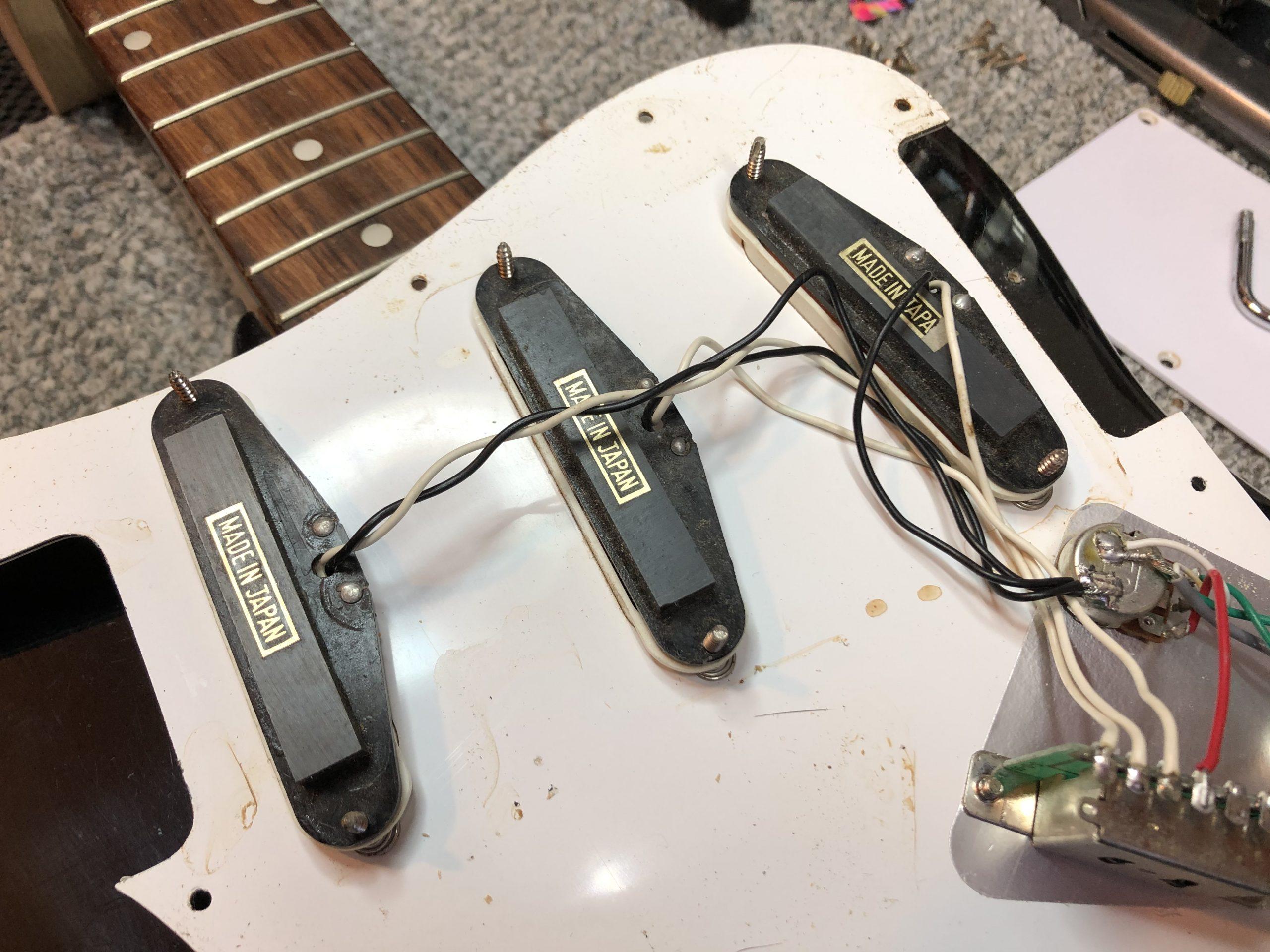 Japanese Fender?