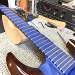 LTD MH-350NT Fret Level