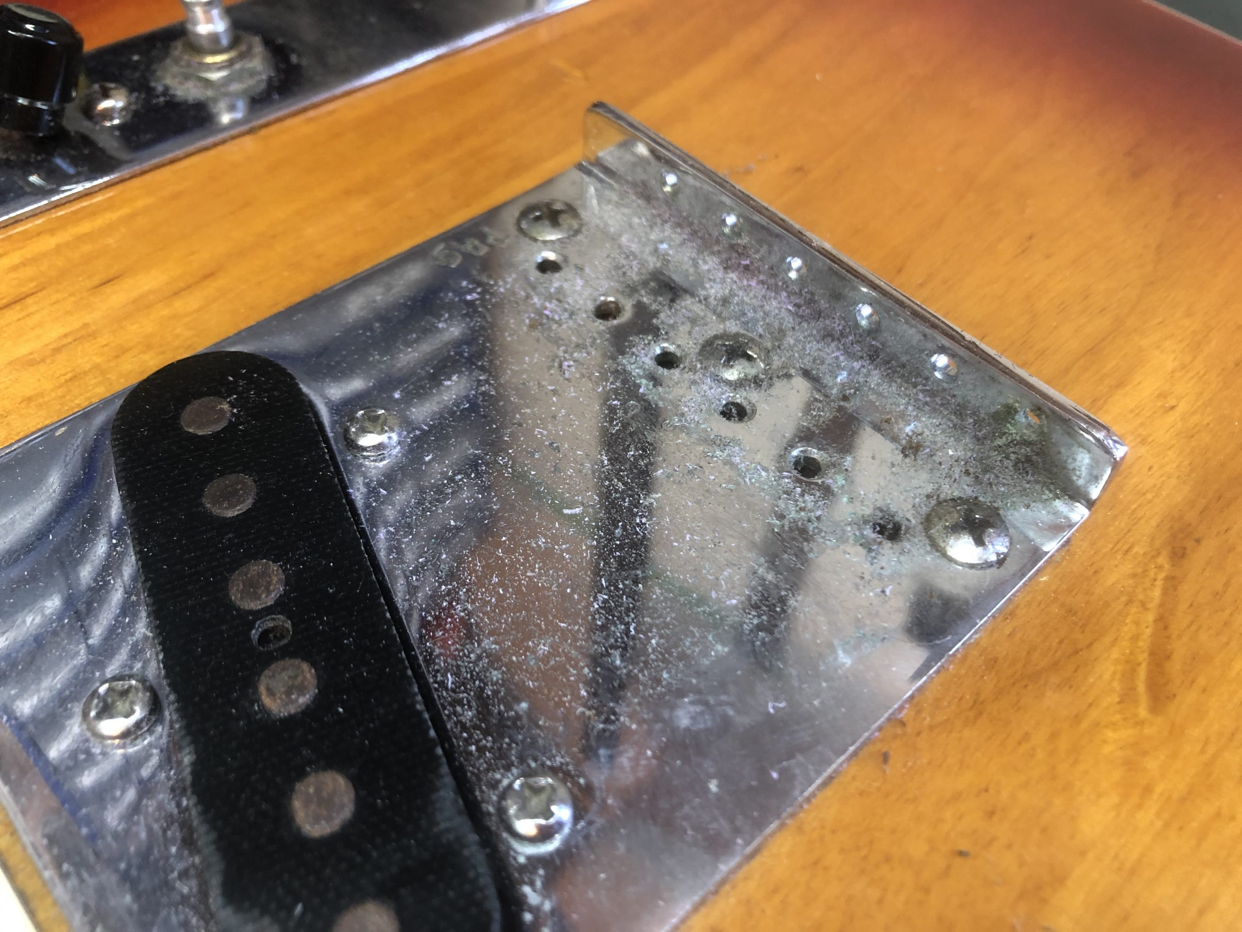 Cleaning hardware