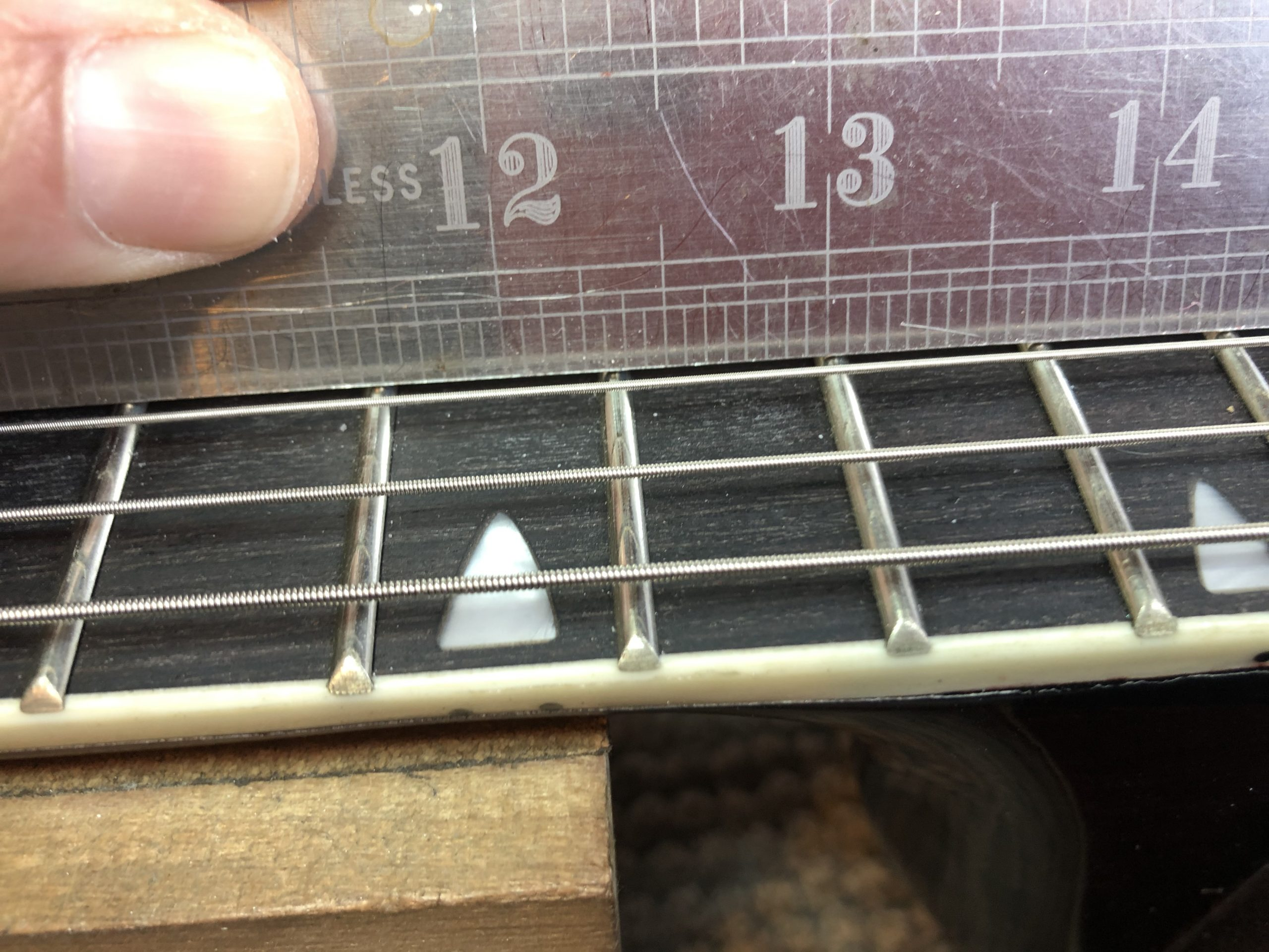 Scale Length to the 12th fret