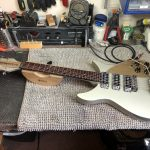 Rickenbacker 325 Copy Setup