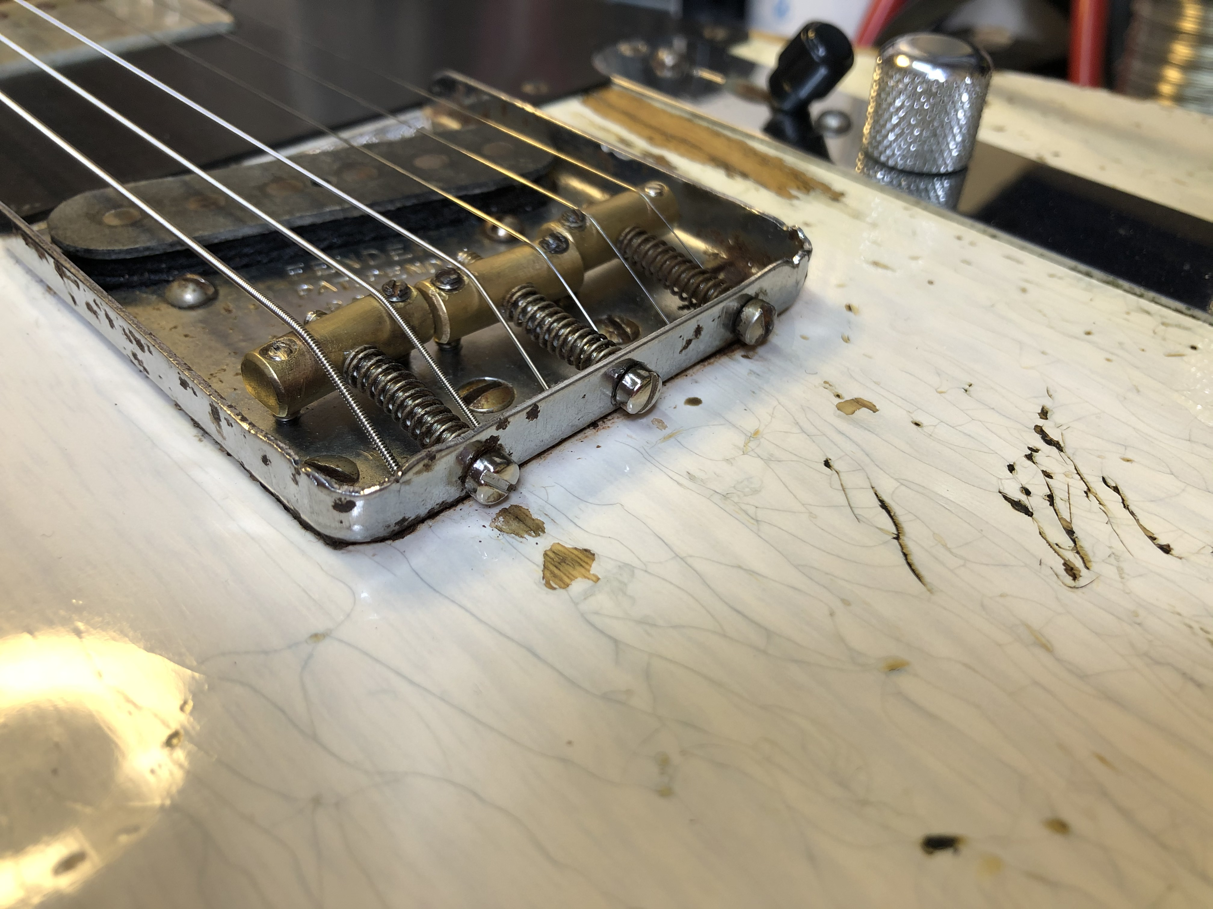 Screws replaced