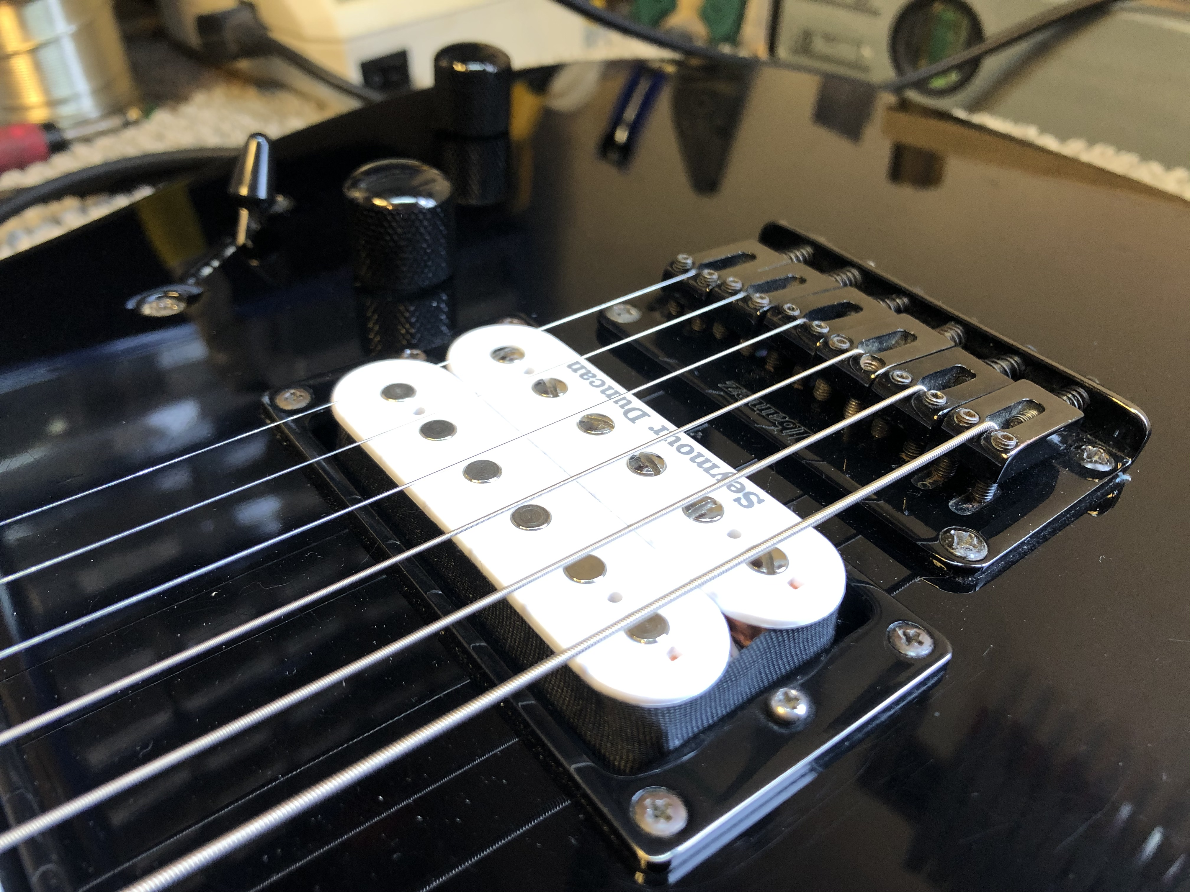 Action and intonation set
