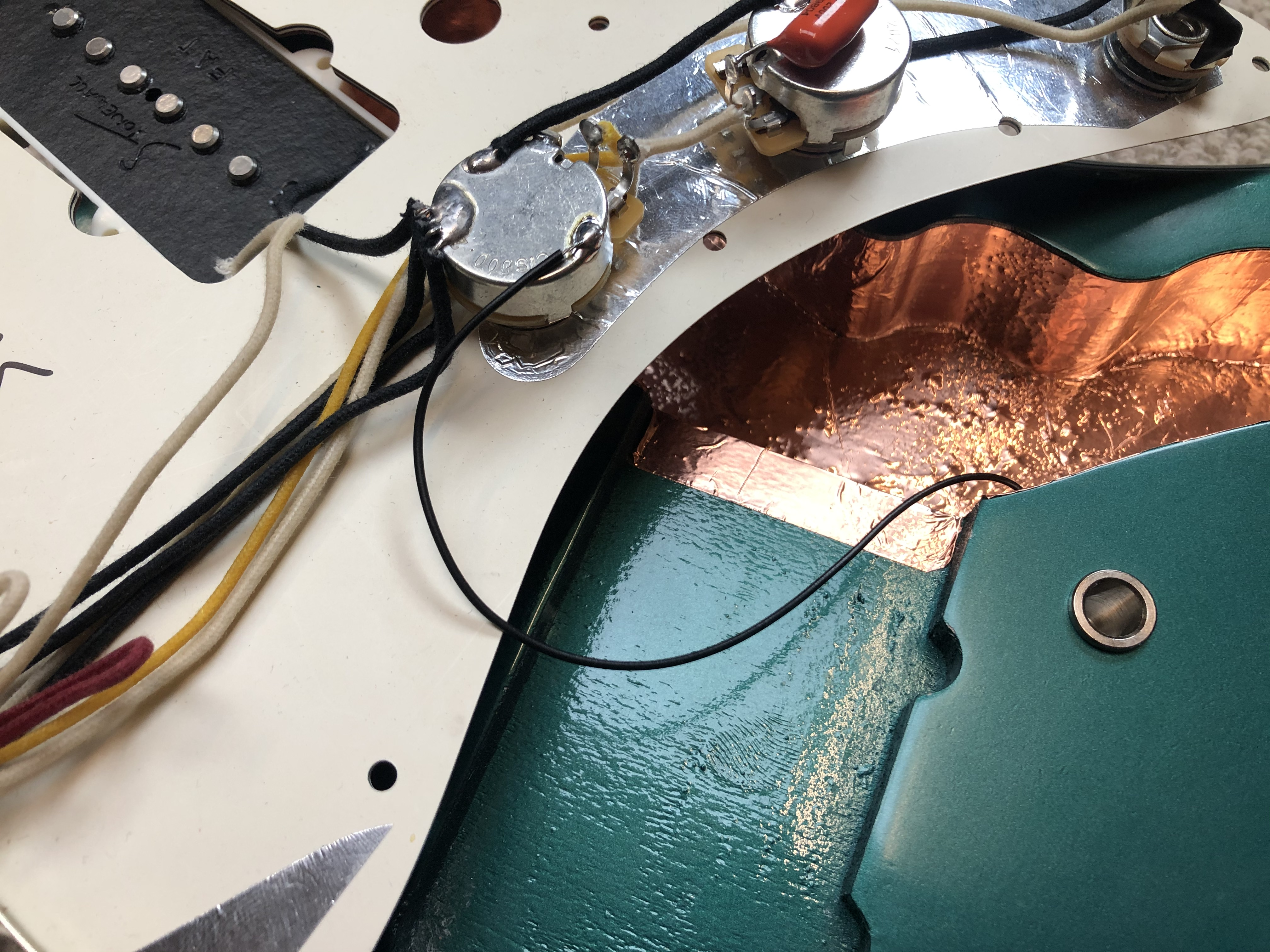 Finishing of a Guitar Kit