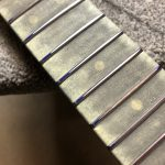 Fret Level on Fender Telecaster and more