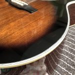 Finish Repair on Turner Acoustic