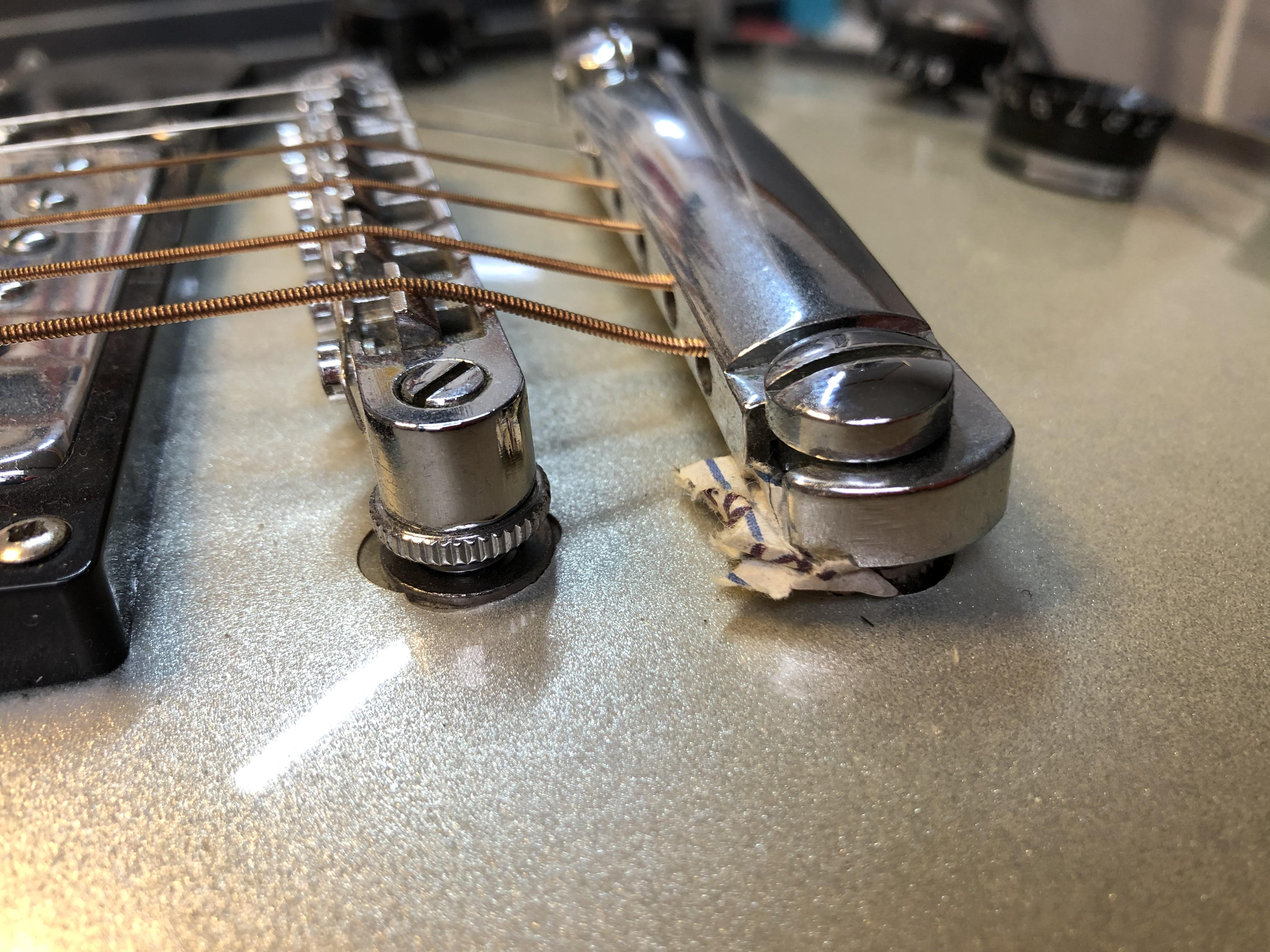 Epiphone Les Paul Repairs