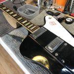 Gibson Firebird Fret Level