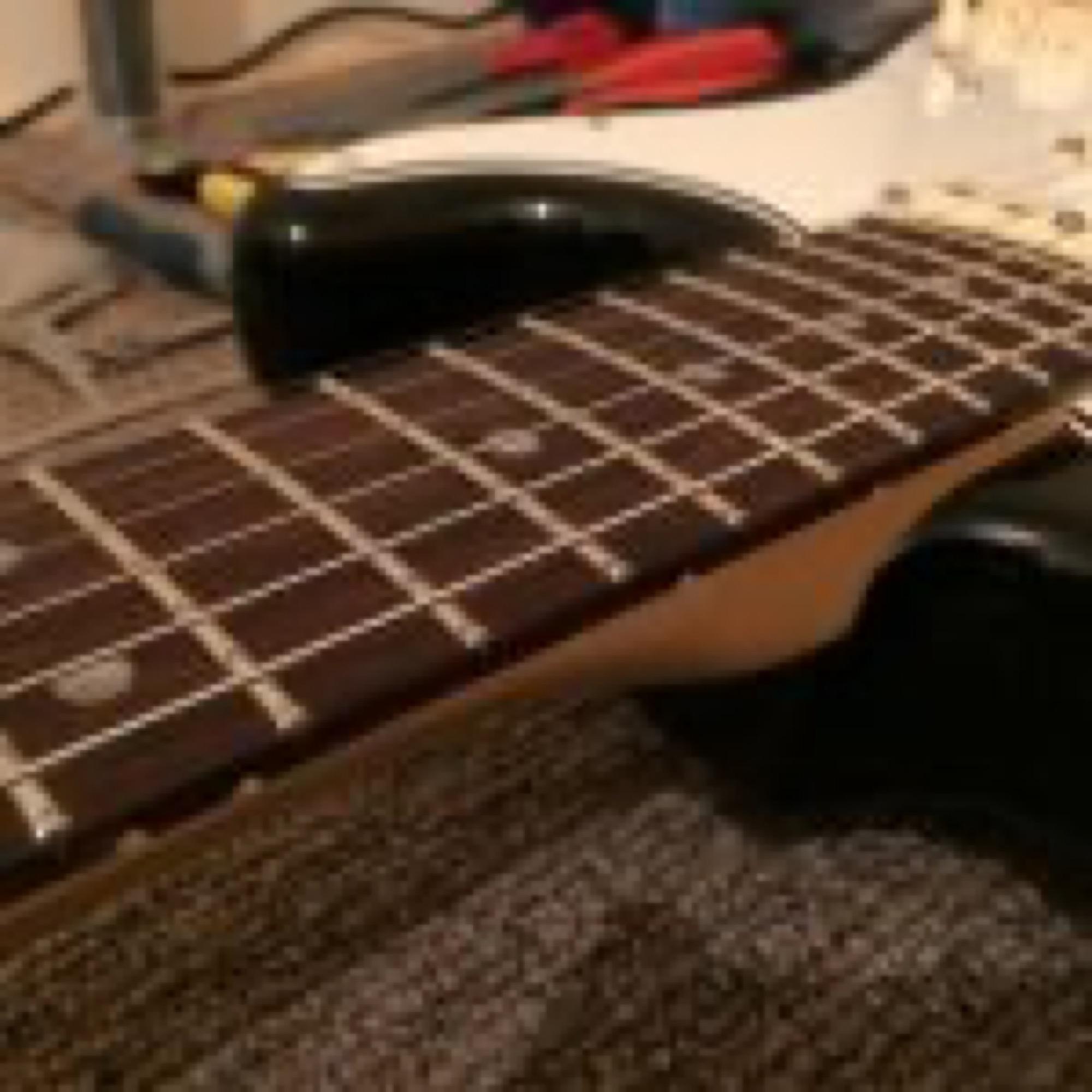 Sunburst Fender Stratocaster