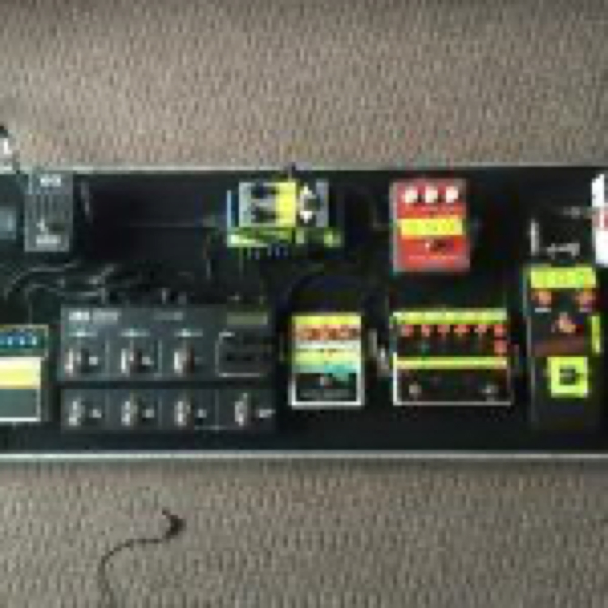 The Bohicas Pedal Board Service