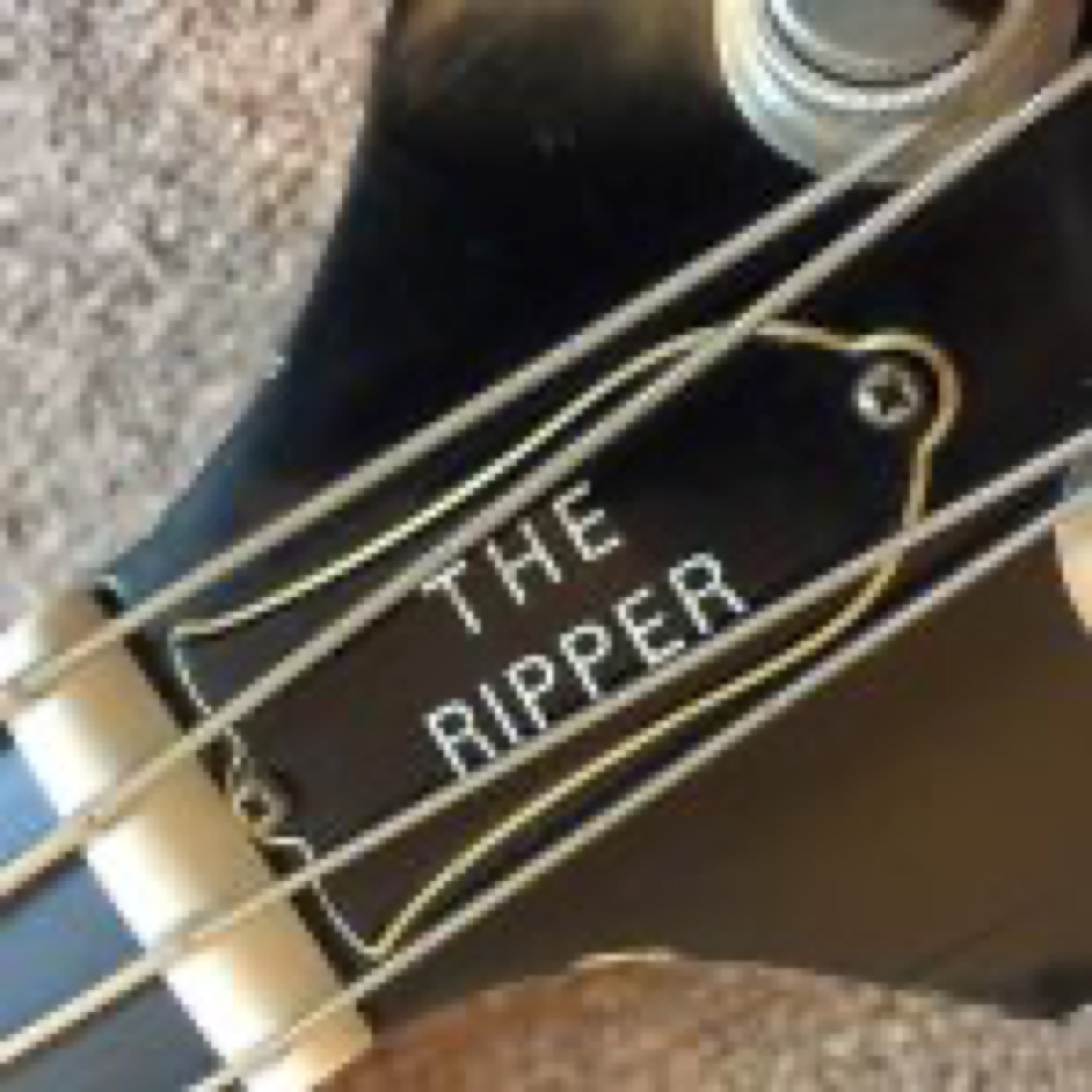 """Gibson """"The Ripper"""""""