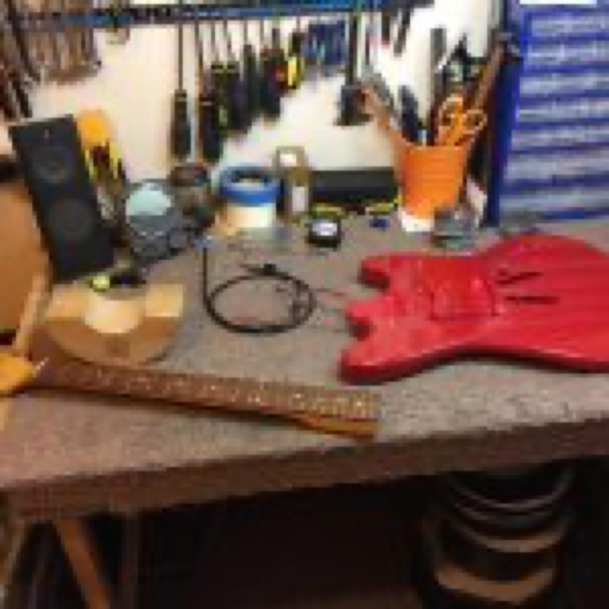 Fender Mustang