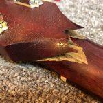 Gibson Les Paul Junior Headstock Repair
