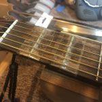 Yamaha Acoustic Partial Re-Fret