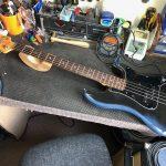 1970s Fender Precision Bass Setup