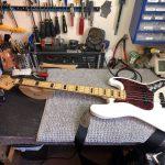 Squire Jazz Bass
