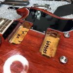 Gibson 61 Re-issue SG Pickup Swap