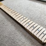 Fender Telecaster Re-fret and more.