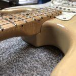 Fender Strat tremolo block off and more.