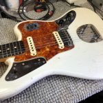 Re-fret on '62 Fender Jaguar