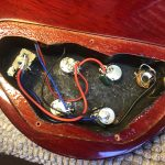 Epiphone SG Re-wire