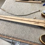 New Truss Rod and Fingerboard on Gibson ES325