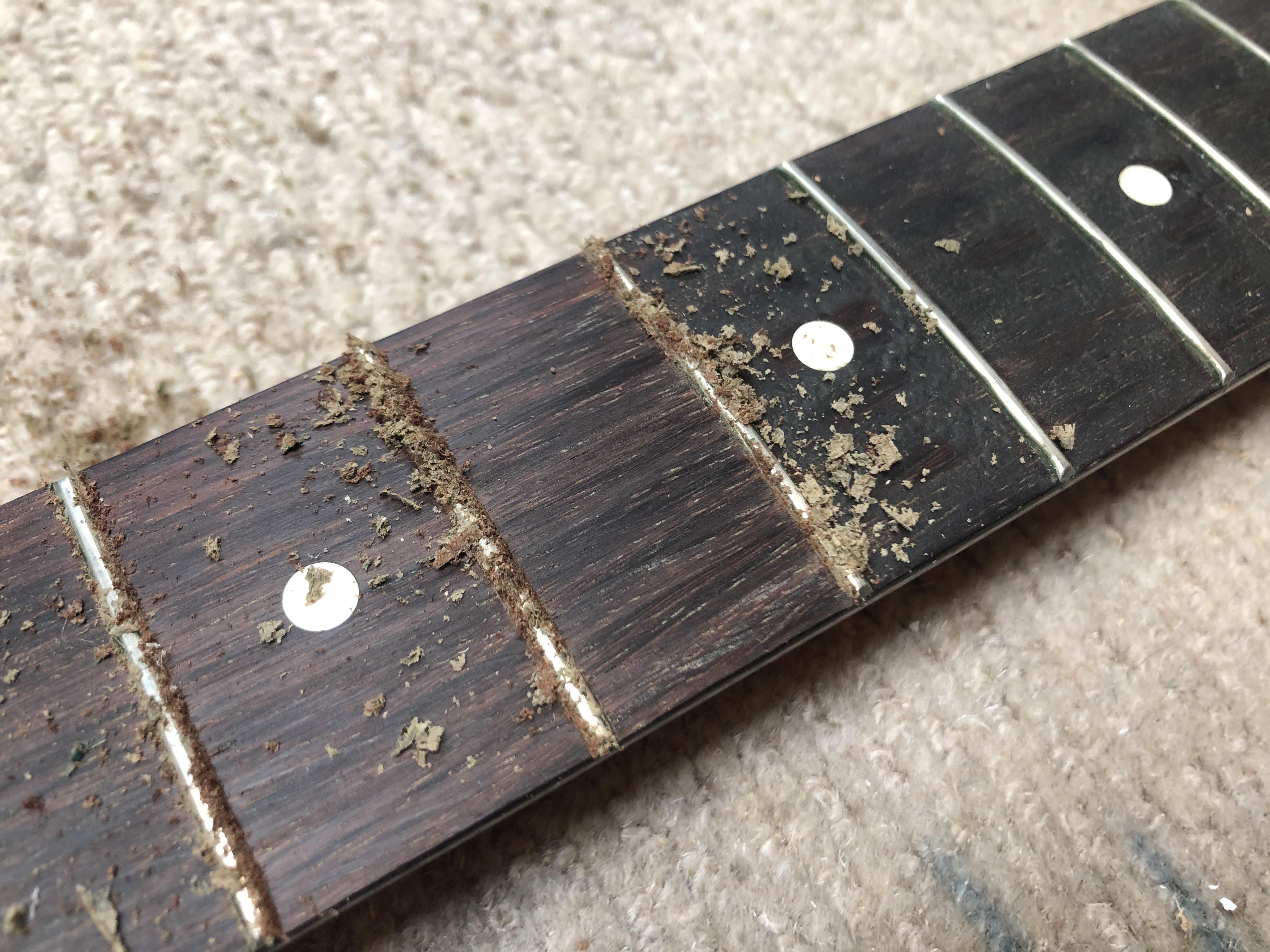 Humbucker Install on Fender Stratocaster