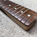 Re-fret on Fender Stratocaster