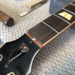 Re-fret on Gibson Les Paul R8