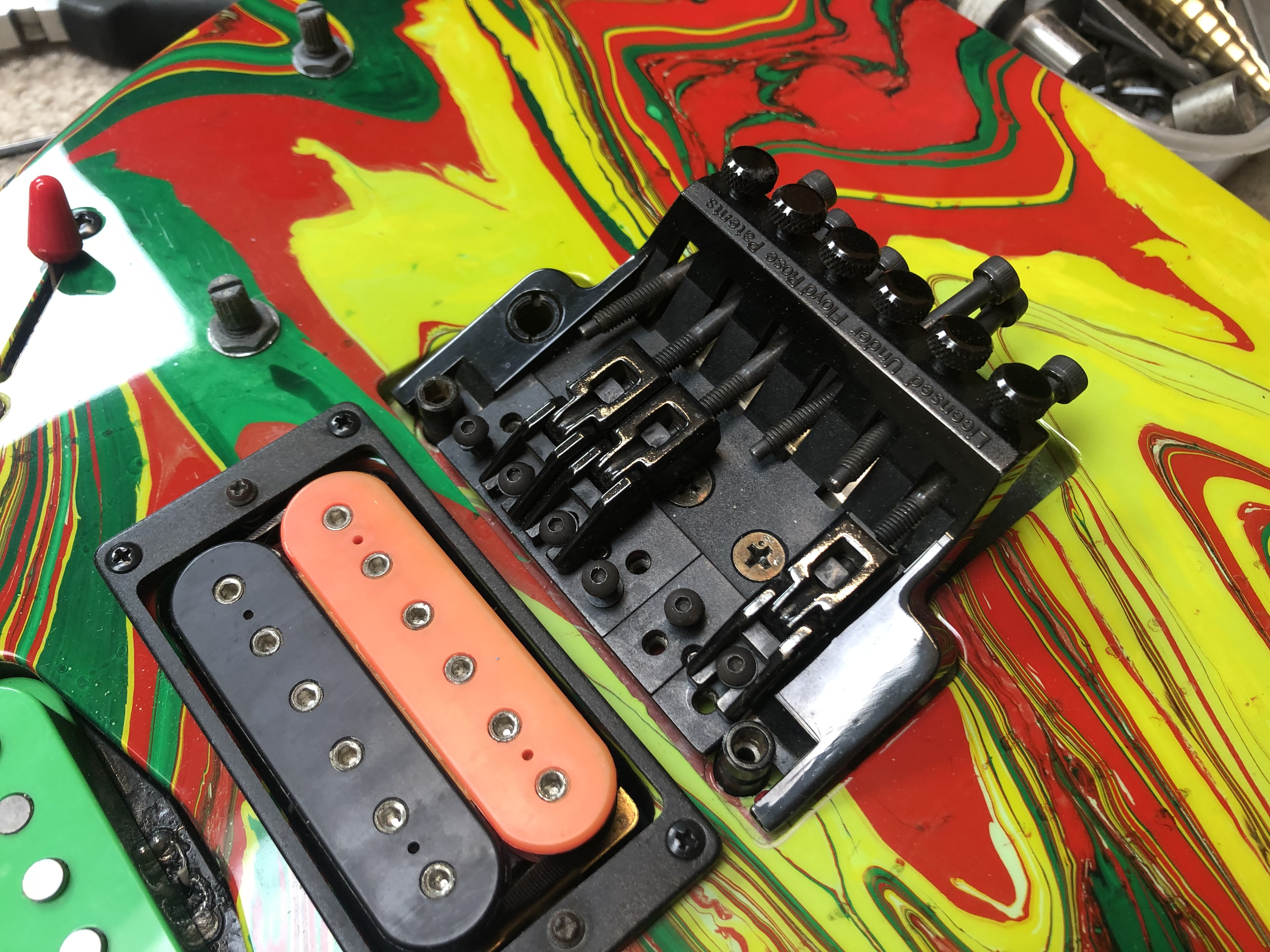 Fret Level and more on Ibanez Guitar