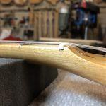 Re-fret + Bone Nut on Fender Stratocaster
