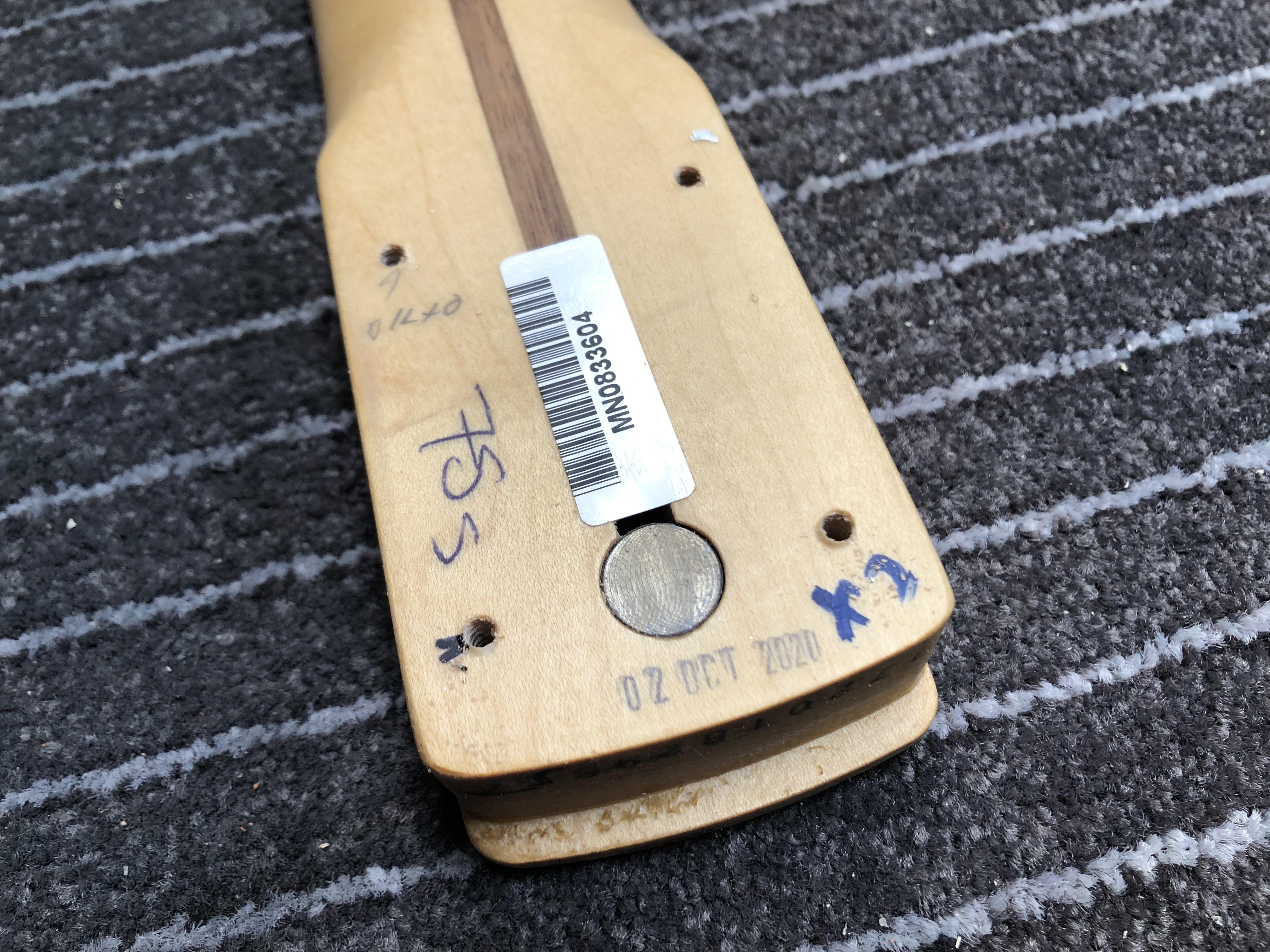 Fender Stratocaster Setup