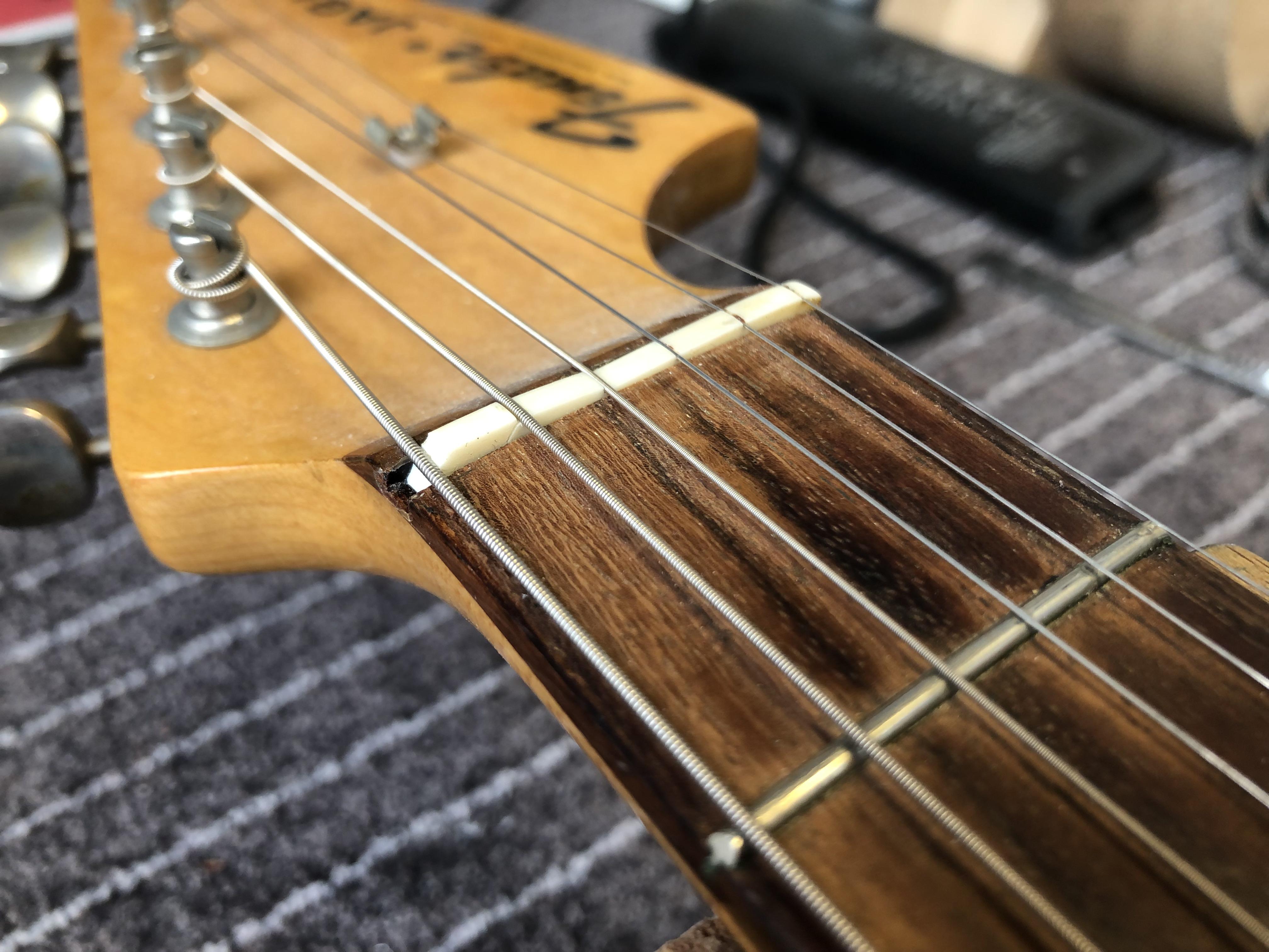 Japanese Fender Jaguar